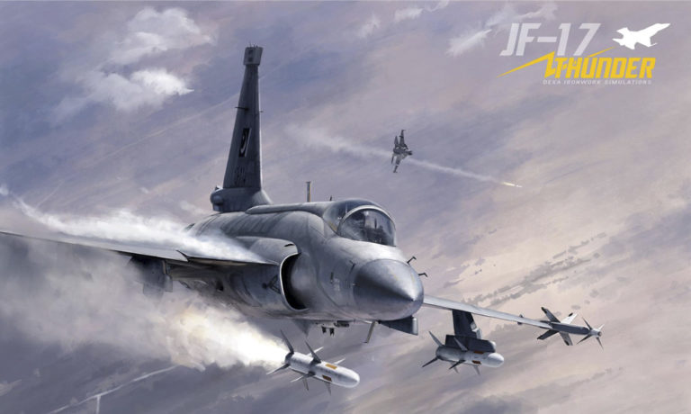 Deka IronWork: JF-17 preview