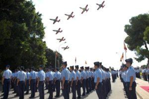 Curiosidades del Ejército del Aire: Formación de Pilotos.