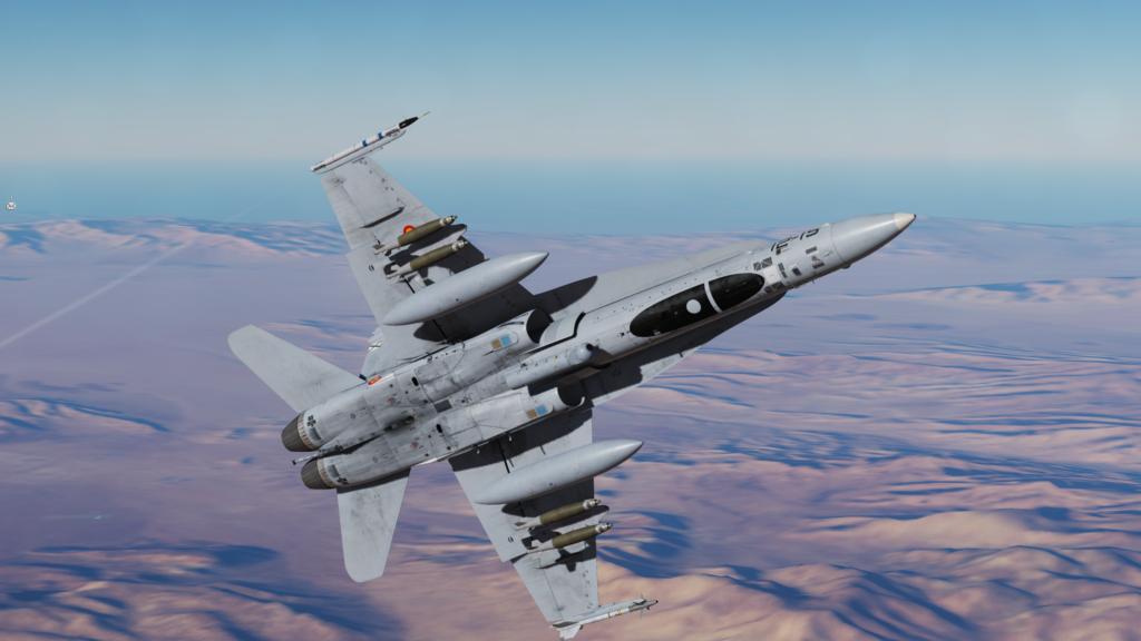 Nuevos videos de Matt Wagner: F/A-18  A-G radar, AGM-84E SLAM, TPOD